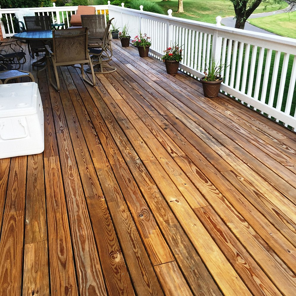 Deck Repairs — Steve Handyman Services